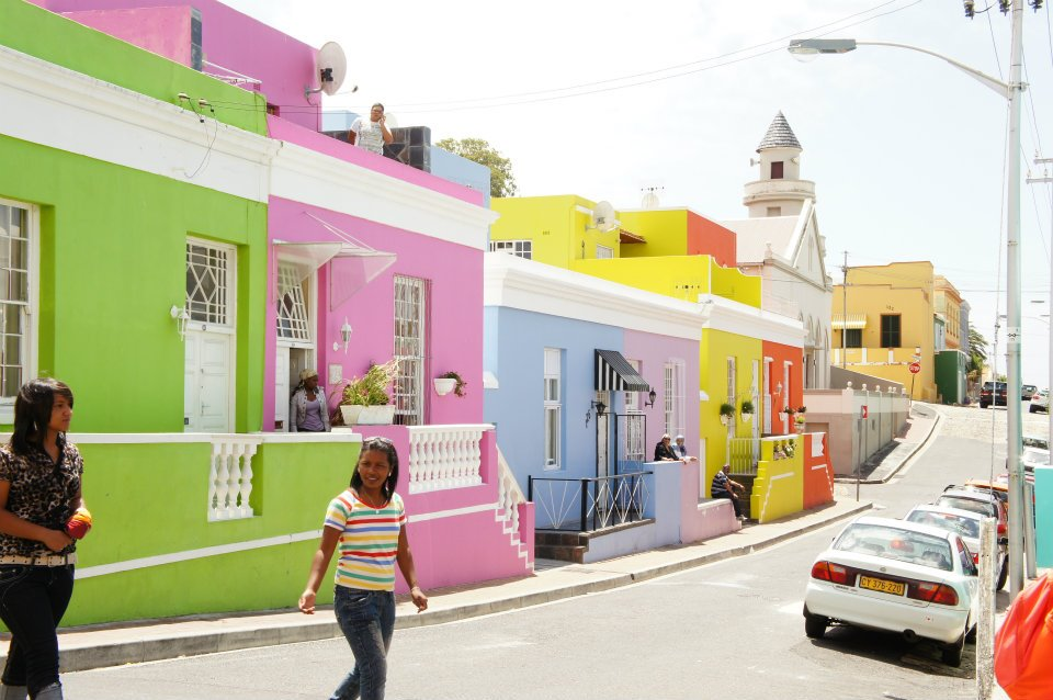 Bo Kaap - Cape Town Part II - Kapstadt Best places